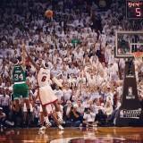 Los 10 momentos clave de los Playoffs2012