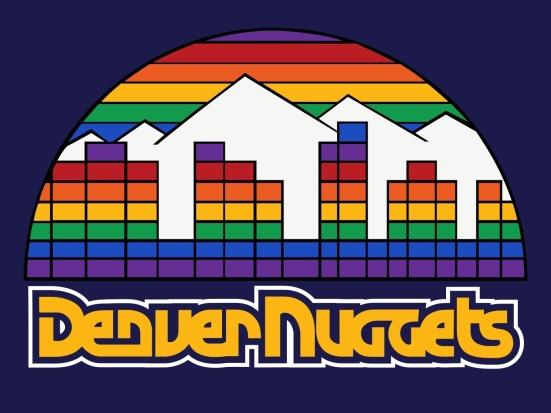 Los Nuggets de 1984 son el 2º equipo que más puntos ha anotado en una temporada, pero el número 92 en efectividad ofensiva.
