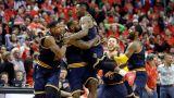 Cleveland Cavaliers: uno para todos, todos parauno